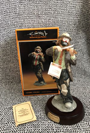 Emmett Kelly, Jr. signature collection for Sale in West Palm Beach, FL