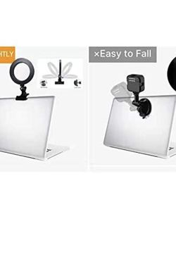 Laptop Selfie Light for Video Conference for Sale in Woburn,  MA