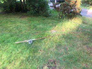 Salt Water Fishing Rod & Reel for Sale in Woodinville, WA