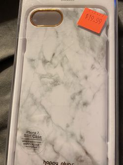 iPhone 7 Slim Marble Print Case for Sale in Moreno Valley,  CA