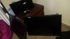 Flat screens all work fine 50$ 100$ for all 3 for Sale in Union City, CA