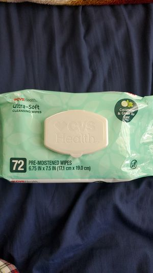 Cleansing wipes for Sale in Wilmington, CA