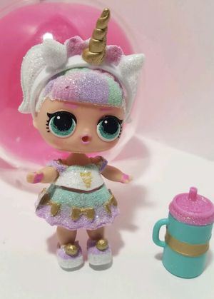 Lol Doll sparkle series unicorn for Sale in Portland, OR