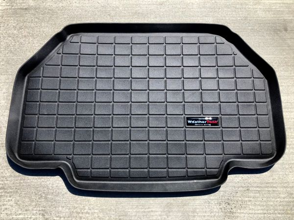 New For 13-18 Mercedes SL Class Floor Rubber Elastic Mat Cargo Liner WeatherTech