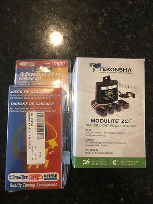 Tekonsha trailer light power module for Sale in Burien, WA
