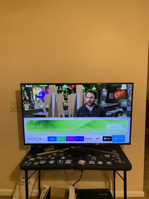 "Samsung 55"" 4K for Sale in Arlington, VA"