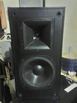 Klipsch SB-1 HomeTheater Speaker - single - works fine - no grill for Sale in Peoria, AZ