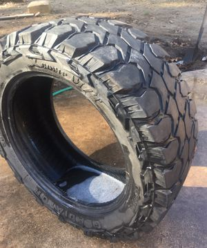 2 Gladiator 33x12.50R20 M\T for Sale in Pineville, LA
