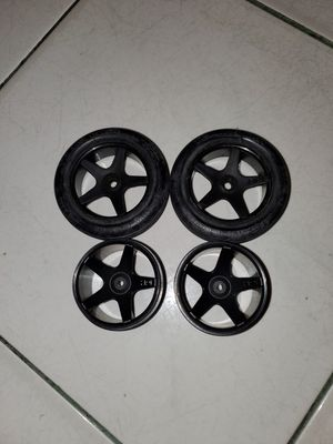 Vintage HPI Made in Japan RC Tires *Reasonable Offers* for Sale in Huntington Beach, CA