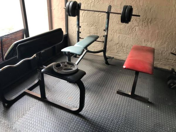 Workout Equipment LOTS