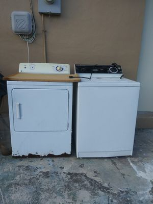 Washer and dryer for Sale in Miami Gardens, FL