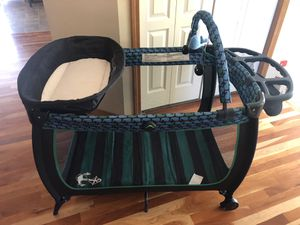Safety first pack n play for Sale in Puyallup, WA