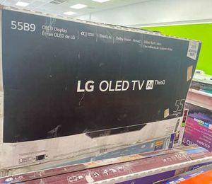 LG OLES55B9PUA 55in tv🔥🔥🔥 8VNTL for Sale in Haltom City, TX