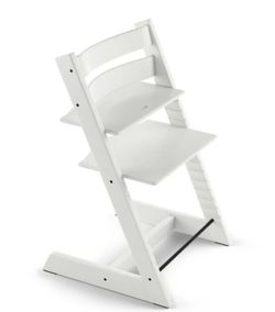 Stokke Tripp Trapp High Chair White for Sale in Pompano Beach,  FL