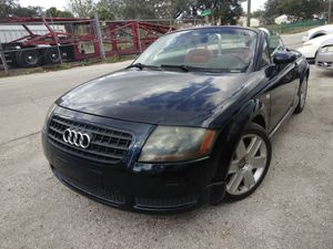 2004 audi TT 2 doors conv turbo for Sale in Tampa, FL