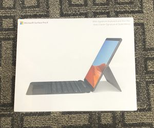 "Brandnew Surface Pro X 13"" with keyboard and pen for Sale in West New York, NJ"