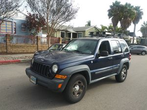 2006 jeep liberty 4×4 - fair for Sale in San Diego, CA