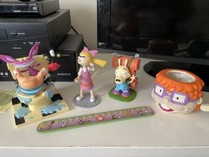 Nickelodeon toys collection for Sale in Tampa, FL