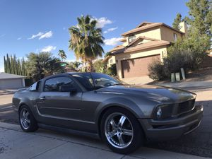 2005 Ford Mustang Coupe V6 for Sale in Tucson, AZ
