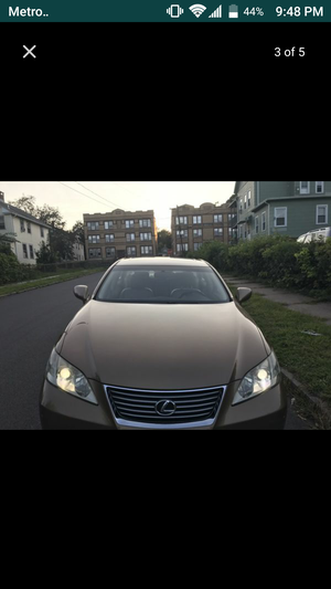 Lexus for sale!!nice car. for Sale in Boston, MA