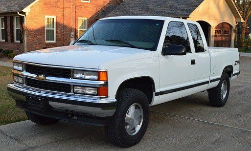 Runs Perfect1999 Chevrolet Silverado 1500 Z71