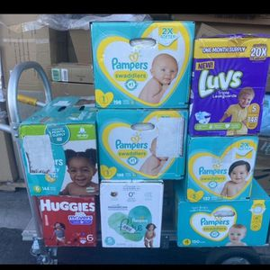 Infant / Baby Diapers for Sale in Las Vegas, NV