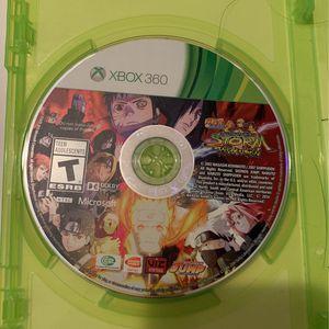 Xbox 360 Naruto game for Sale in Norfolk, VA