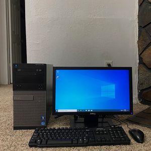i3 Dell Optiplex 390 Desktop Computer System for Sale in Jacksonville, FL