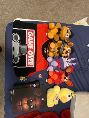 Five nights at freddys or Fnaf Collection for Sale in Sacramento, CA