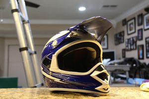 Child's dirt bike helmet for Sale in Phoenix, AZ