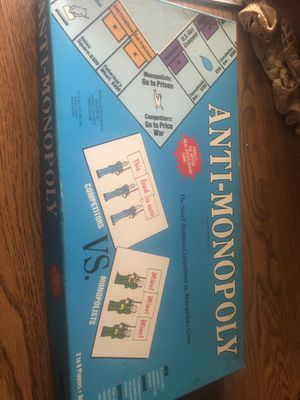 Anti monopoly for Sale in Parkersburg, WV