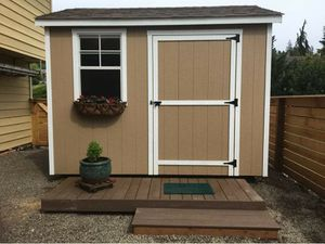 Sheds built on site for Sale in Tacoma, WA