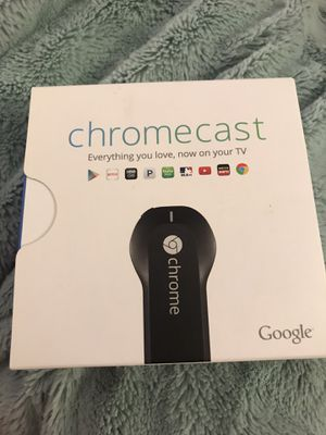 Chrome cast for Sale in Woodinville, WA