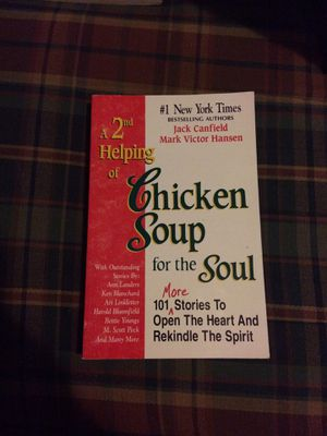 A 2nd Helping of Chicken Soup for the Soul book for Sale in Canton, KS