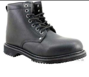 Brand New Shoes For Crews Legionnaire Non-Safety Toe Work Boots - Black - SF 8081 - Work and Safety - Men Shoes size 8 1/2 for Sale in Miami, FL