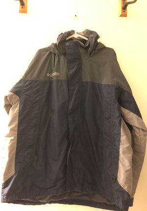 Columbia sportsman jacket XL for Sale in Milton, MA
