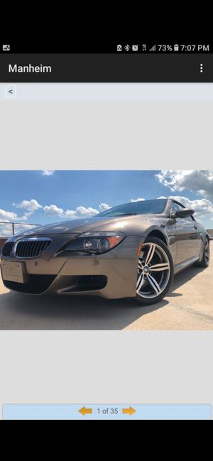 2007 BMW M6 for Sale in North Plainfield, NJ