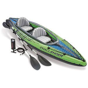 Inflatable Kayak-Intex Challenger Kayak Series for Sale in Miami, FL