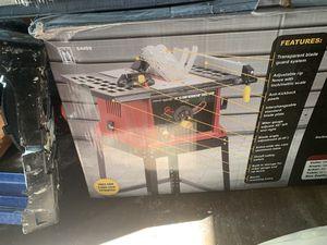 Dos cortadoras una de mesa y otra de ángulos for Sale in Avon Park, FL