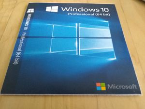 Windows 10 Profesional install DVD for Sale in Columbus, OH