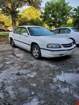2004 Chevy Impala for Sale $1000 OBO for Sale in Treasure Island, FL