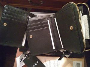 Brand new in box DKNY wallet 35.00 a piece for Sale in San Francisco, CA