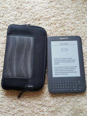 Amazon Kindle - wifi for Sale in Dallas, TX