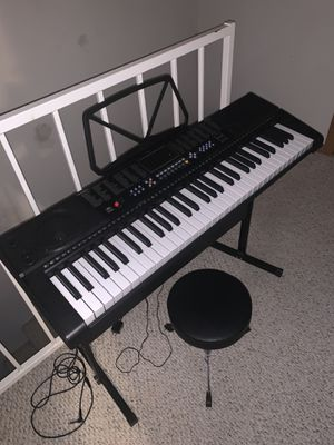 Electronic Keyboard Piano for Sale in Denver, CO