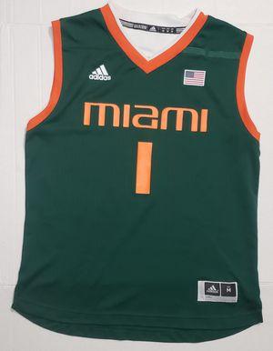 UM Basketball #1 Jersey youth Medium for Sale in Opa-locka, FL