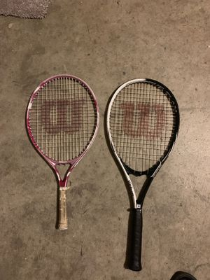 Tennis rackets for Sale in Ontario, CA