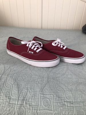 Vans shoes for Sale in Ontario, CA