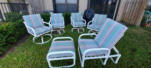 Patio Pool Chair Set Free for Sale in Lake Worth, FL