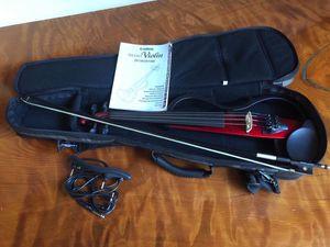 Yamaha silent electric violin for Sale in Denver, CO