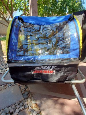 Avenir Discovery Child Bike Trailer for Sale in Goodyear, AZ
